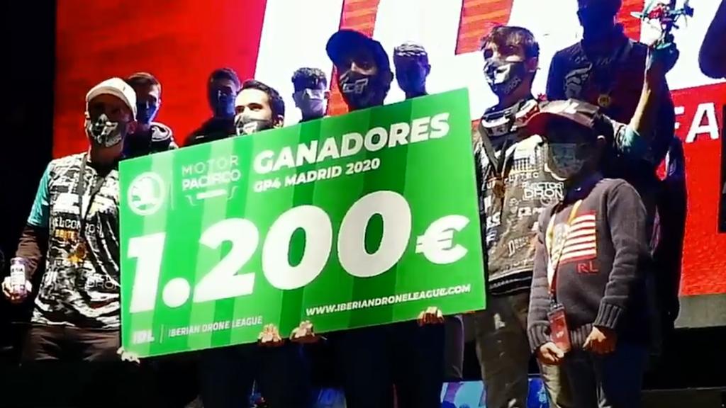 Resumen: GP3 de Madrid